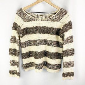 Free People Wool Blend Chunky Sweater Size Small